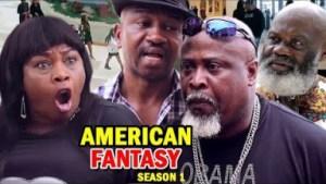 AMERICAN FANTASY SEASON 1 - 2019 Nollywood Movie